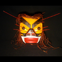 Kwakiutl Bumble Bee Mask